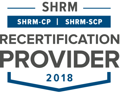 shrm recertification provider logo