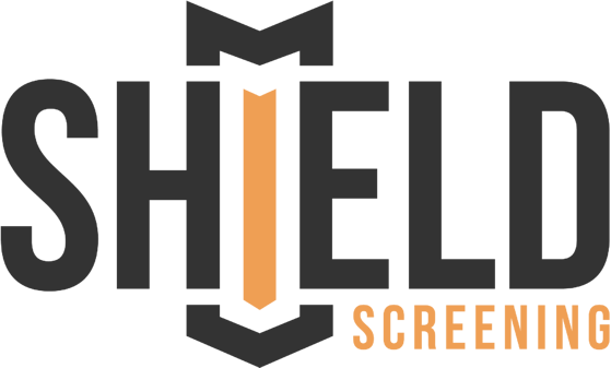 Shield Screening Logo